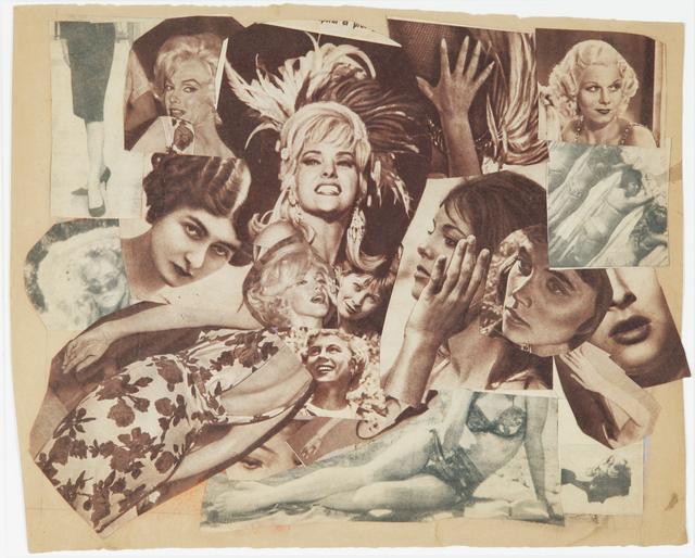 , 'Sin Título,' 1969-1975, Cosmocosa