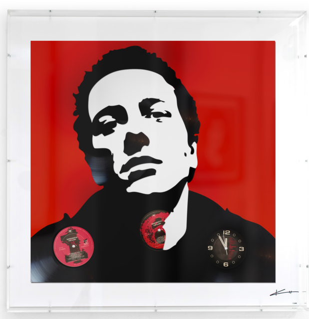 , 'Joe Strummer,' , Gallery Different