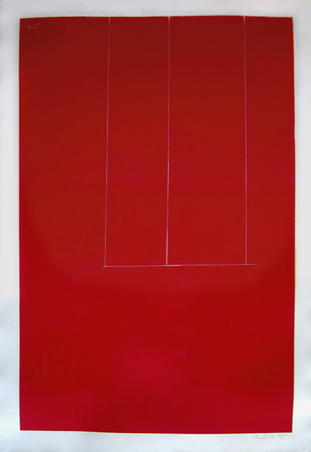 , 'London Series I,' 1970, Mira Godard Gallery