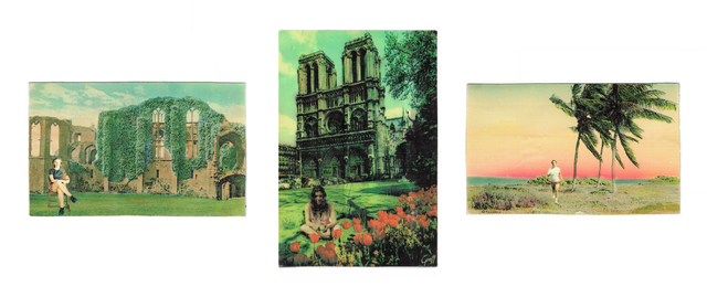 Beth Campbell, 'Untitled (Alternate Reality Postcards)', 1997, Visual AIDS Benefit Auction
