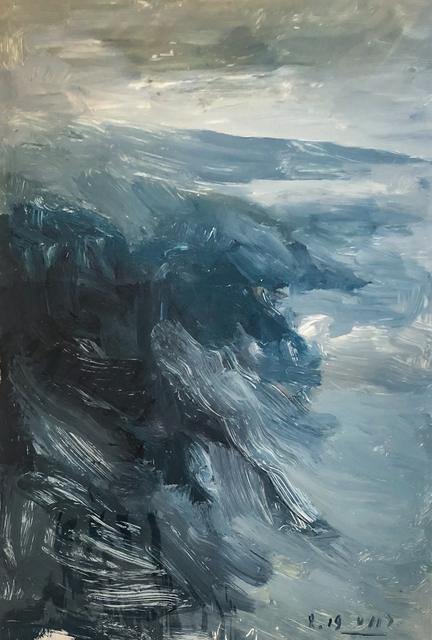 , 'COAST SERIES,' , saltfineart