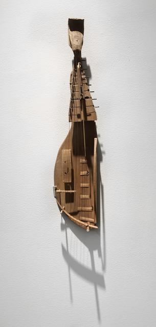 , 'Temple for a Gutair,' 2018, Tayloe Piggott Gallery