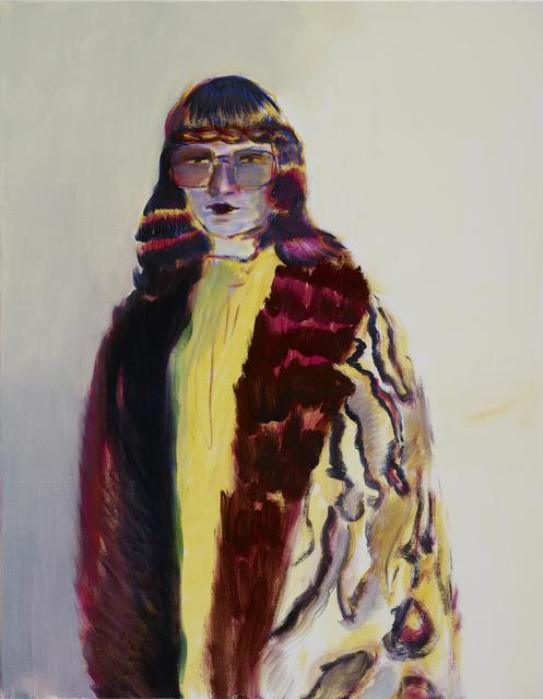 , 'Portrait 1,' 2019, bo.lee gallery