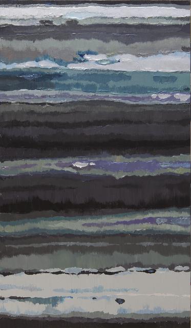 , 'Brushwork 2015-12,' 2015, Leo Gallery