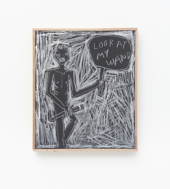 , 'Look At My Wand,' 2018, Assembly Room