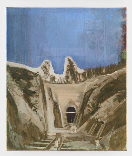 , 'Paisaje e historia (10),' 2014, Bendana | Pinel