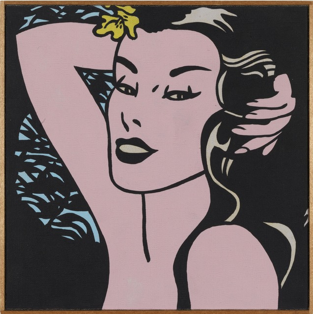 , 'Little Aloha 1962,' 1968, Galerie Mitterrand
