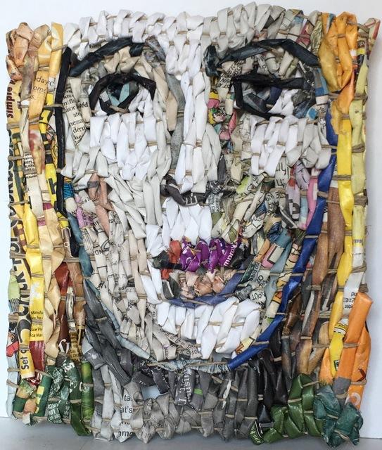 , 'FEMALE HEAD/ MAESTA #53,' 2017, Tansey Contemporary