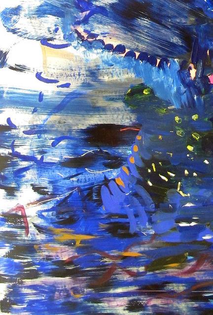 Valeria Vilar, 'Bosque (Triptych) I', 2018, Artemisa Gallery