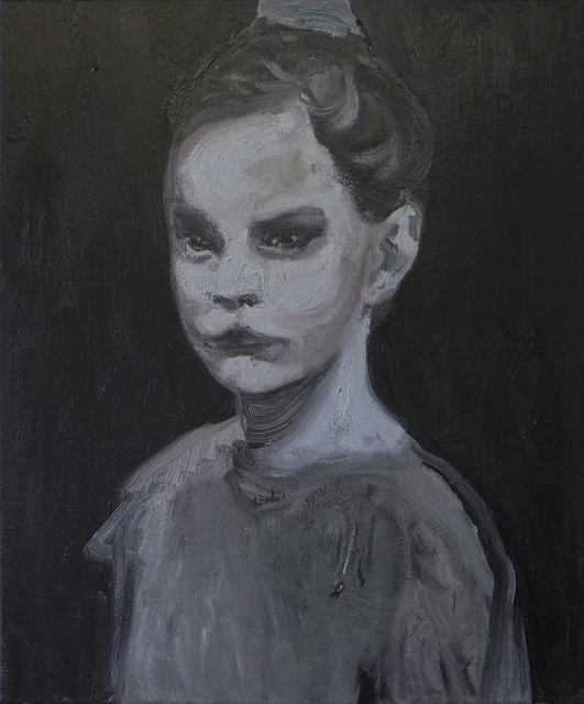 , 'Untitled (Niña),' 2013, Paula Alonso
