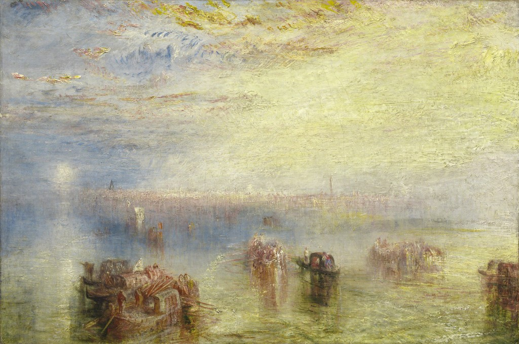 A biography and life work of joseph mallord william turner an english romanticist landscape painter