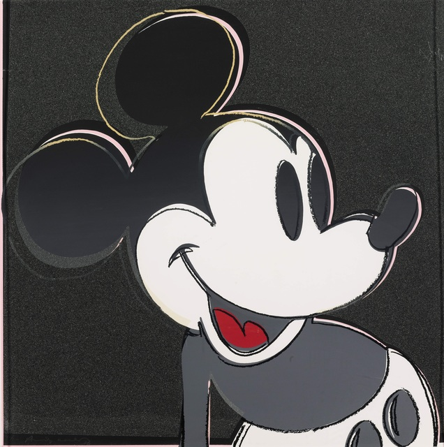 , 'Mickey Mouse,' 1981, David Benrimon Fine Art