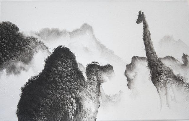 , 'Chaman's Dream I ,' 2016, Galerie Dumonteil