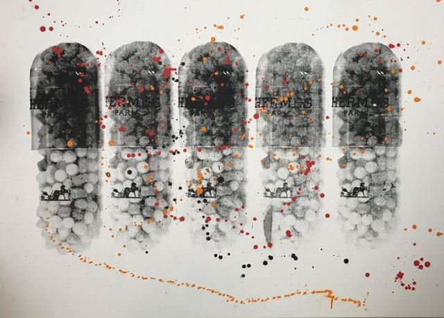 Shawn Kolodny, 'MASQUERADE', 2017, Marcel Katz Art