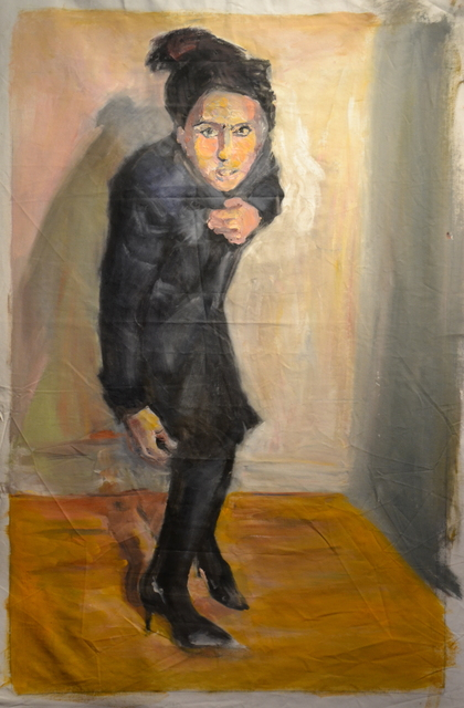 , 'Self Portrait,' 2013, Gibson Art Projects