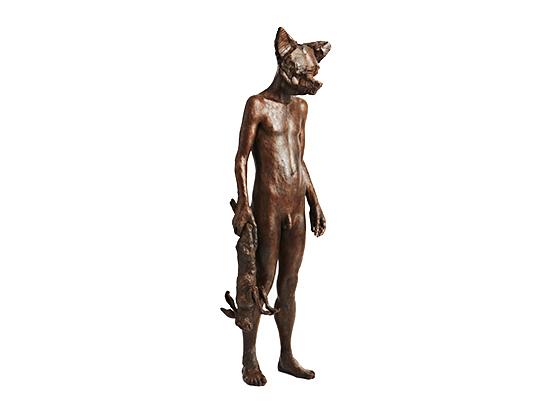 , 'Dog Mask Figure,' , Hugo Galerie