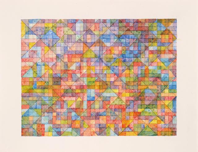 Lee Marshall, 'Blue Pyramid', 2013, John Davis Gallery