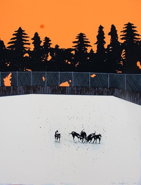 , 'Dogs,' 2019, Jealous Gallery