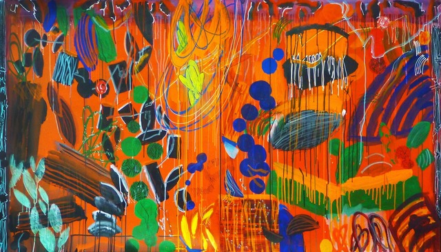 , 'Bird Opera #1,' 2013, Sylvia White Gallery