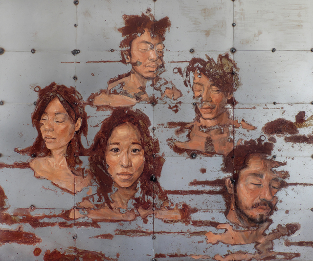 , 'Onsen,' 2015, Accesso Galleria