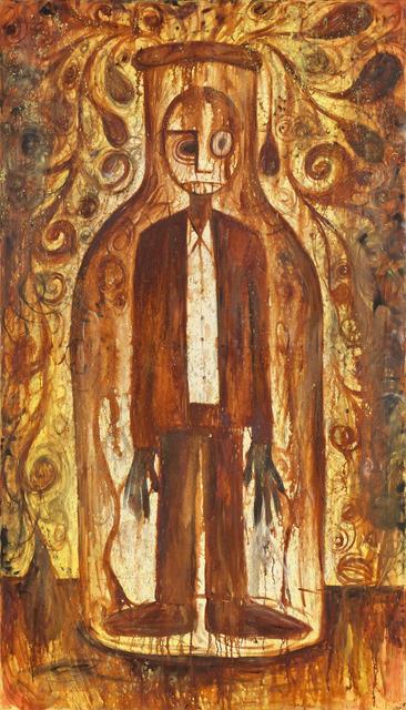 , 'Bottle Man,' 2016, Hans Alf Gallery