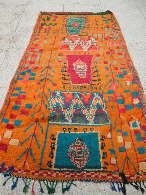 , 'Untitled,' , Magic Flying Carpets