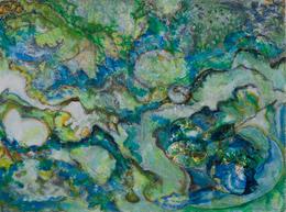 , 'Figurescape I,' 2012-2013, Walter Wickiser Gallery