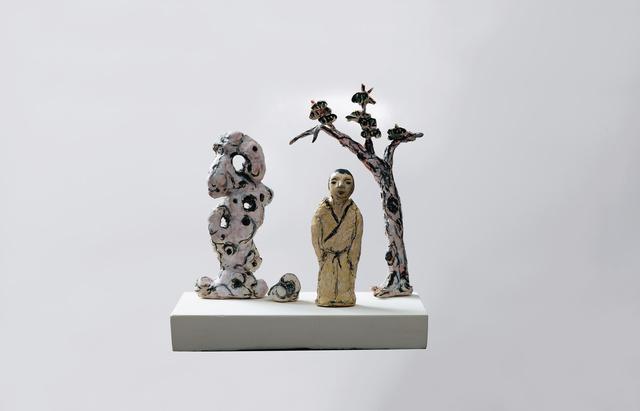 , '中国雕塑的学习 No. 2 Chinese sculpture study No. 2,' 2016, Matthew Liu Fine Arts