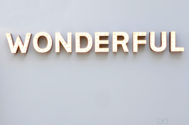 , 'Wonderful,' 2008, Gagosian
