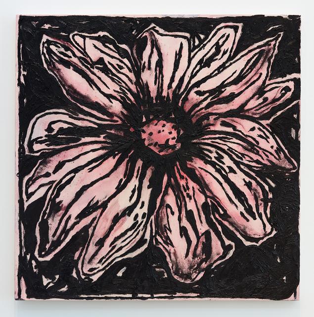 , 'Oaxaca Flower,' 2017, Diane Rosenstein