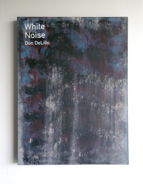 , 'White Noise / Don DeLillo,' 2013, Anna Schwartz Gallery
