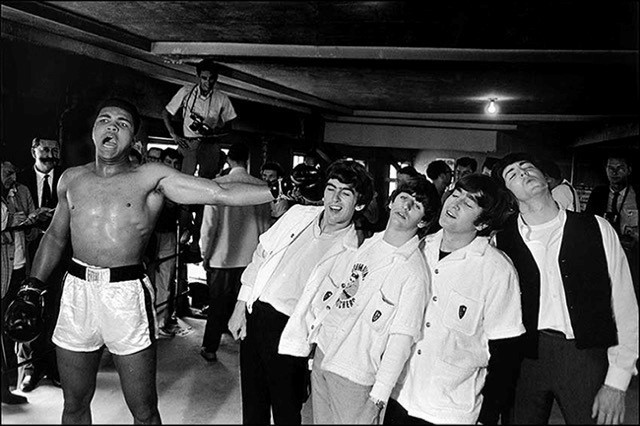 Chris Smith, 'Ali Versus The Beatles', 1964, Chiswick Auctions
