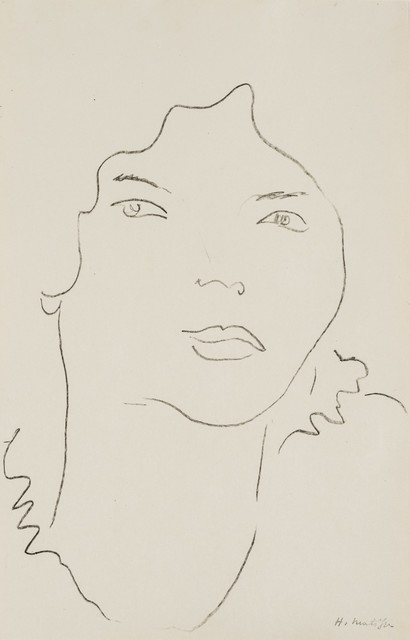 , 'Portrait Emma 'Portrait of Emma',' 1916, Galerie Thomas