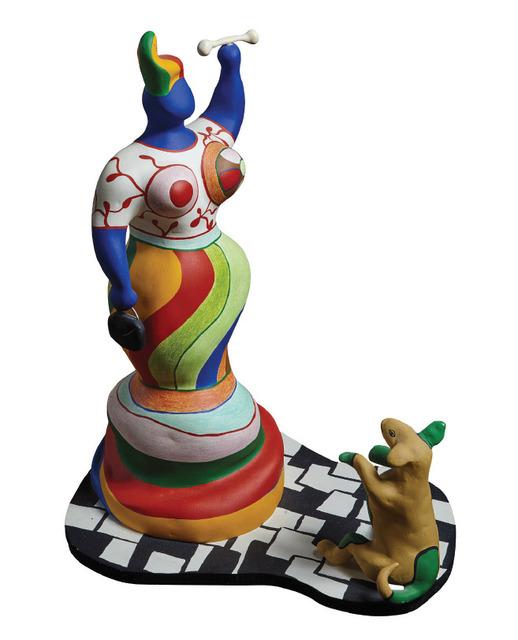 , 'Nana et Chien,' 1986, CFHILL