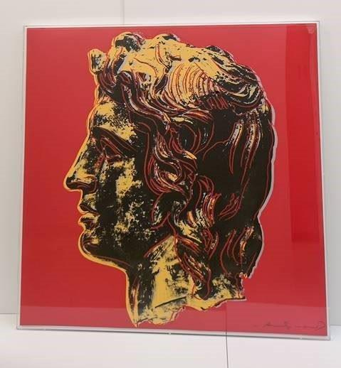 Andy Warhol, ' Alexander the Great', 1982, Coskun Fine Art