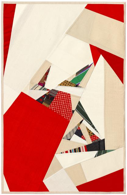 , 'Seeing Red Series 6,' 2019, Kathryn Markel Fine Arts