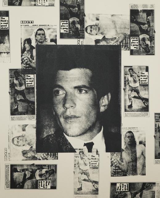 , 'Portrait of John,' 2017, Rubber Factory