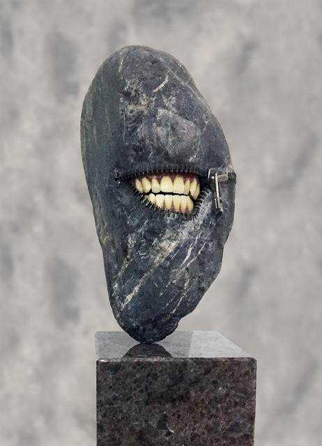 , 'Laughing Stone IV,' 2016, Villa Domus