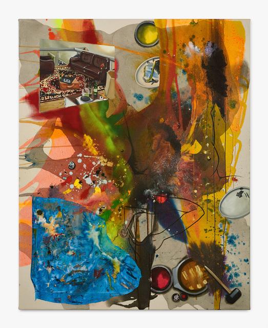 , '1986 (Self portrait),' 2017, NINO MIER GALLERY