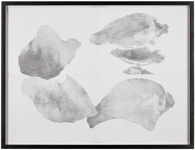 , 'Untersuchung zu vier Formen, Nr. 7,' 2014, Aanant & Zoo