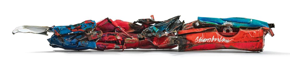John Chamberlain, 'Tonk #9 - 84,' 1984, Sotheby's: Contemporary Art Day Auction