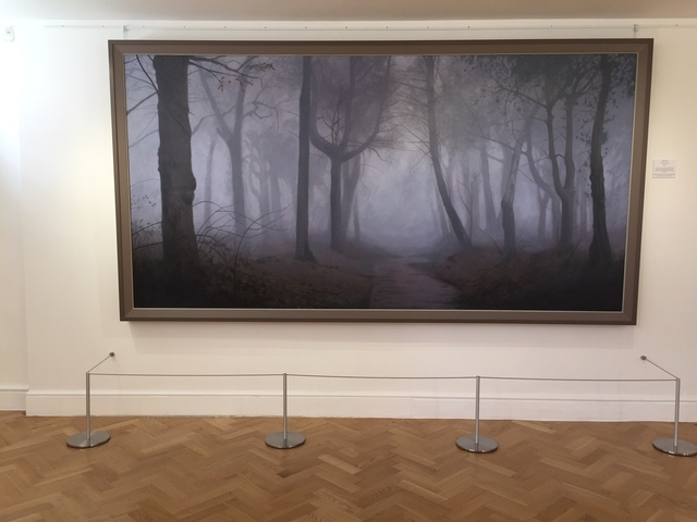 , 'Woodland ,' 2018, Reuben Colley Fine Art