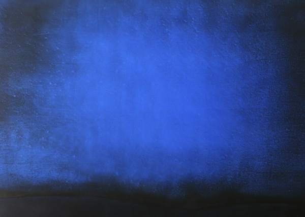 , 'Untitled (Cobalt),' 2013, Berry Campbell Gallery
