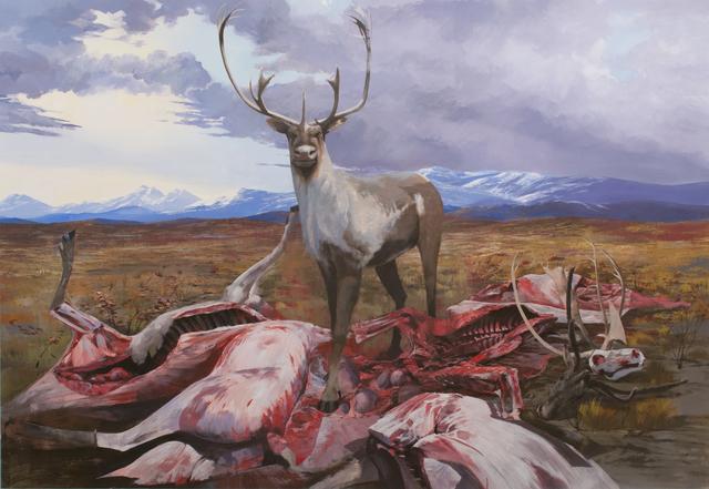 Adam Cvijanovic, 'Osborne Caribou', 2012, Postmasters Gallery