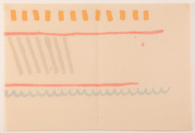 , 'TRE SEGNI,' 1979, Studio Guastalla