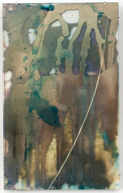 , 'Light Patch II,' 2017, Massey Klein Gallery