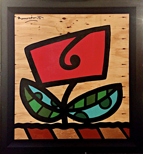 Romero Britto, 'Mexican Summer ', 2016, Off The Wall Gallery