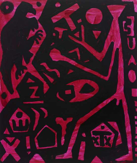 , 'Adlerzeit / Moment of the Eagle,' 2011, Suzanne Tarasieve