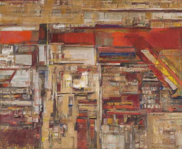 , 'Communal,' 1969, HELENE BAILLY GALLERY