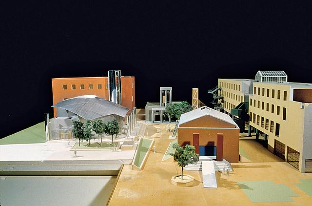 , 'Loyola Law School Model, Los Angeles, California,' 1978-2003, Los Angeles County Museum of Art